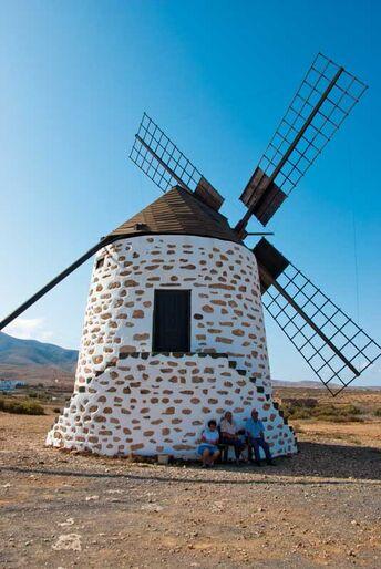 Fuerteventura – sol, salt og blæst