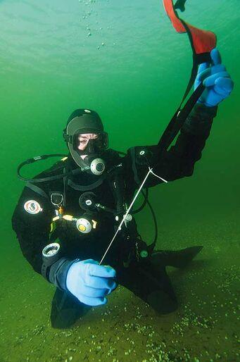 Bemästra ytmarkeringsboj – En viktig färdighet för säker dykning