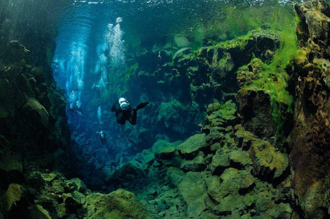 Island – Land av is och eld