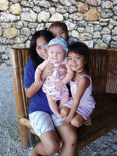 Dykning med ändrade familjeförhållande
