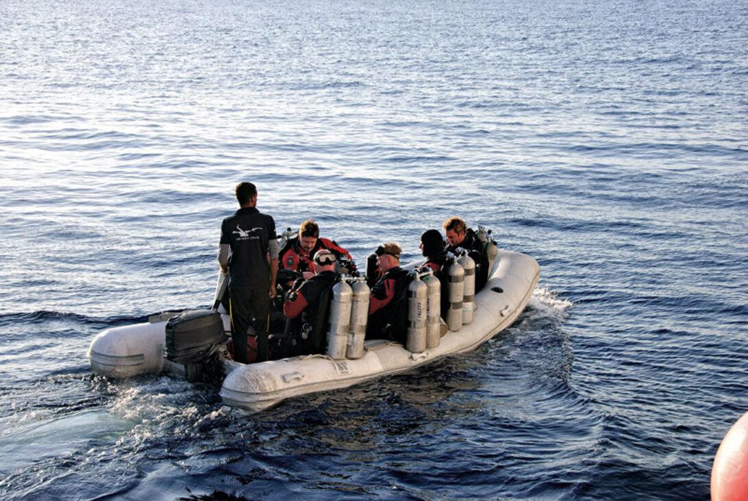 Tech i tropikerna – djupare och längre i varmt vatten