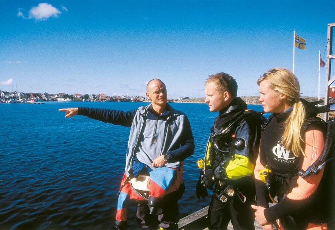 Dykinstruktör – det perfekta yrket, eller?