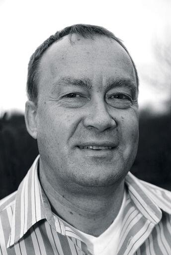 Lasse Gustafsson – boss på SSDF