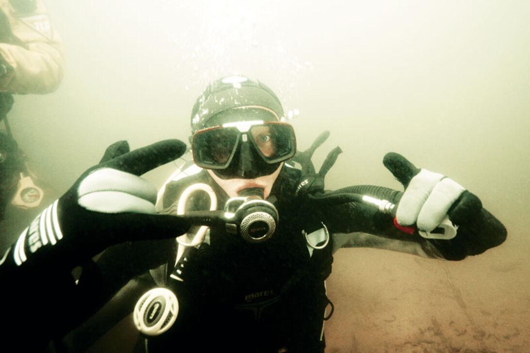Dykningens dag - 2010