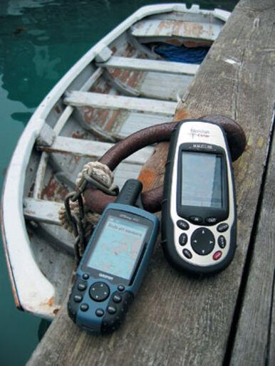 Hitta rätt lätt – handhållna GPS-mottagare med kartplotter