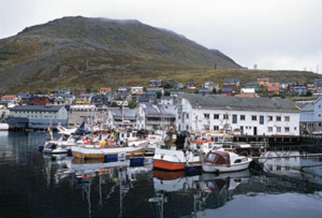 Nordkap – på toppen av Europa