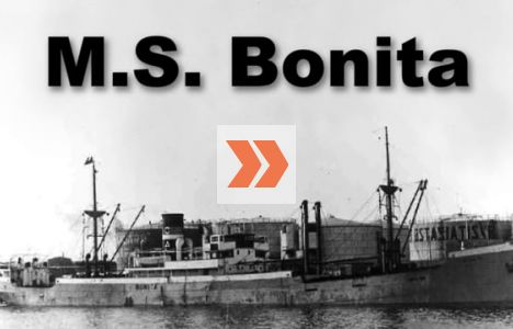 Dive to the wreck of Bonita in the baltic sea, with Copenhagen dive club