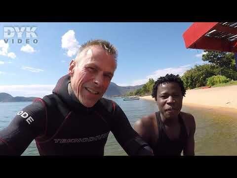 Frode Kjems Uhre besöker Malawisjön.