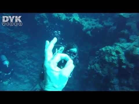 The Canyon, Dahab, December 2019. Video: Alex Resendorf