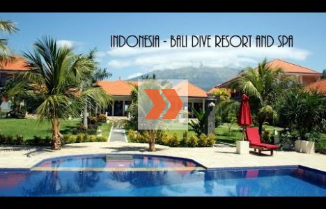 INDONESIA - Bali Dive Resort and Spa - Tulamben - Review - GoproHero4