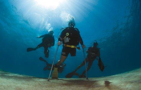 Frihet är att dyka