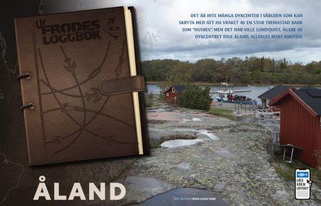 Ur Frodes loggbok - Åland