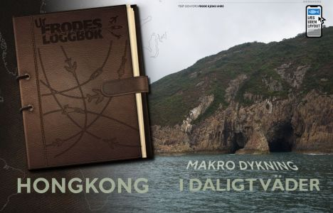 Ur Frodes loggbok – Hong Kong