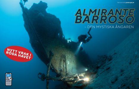 Almirante Barroso – Den mystiska ångaren