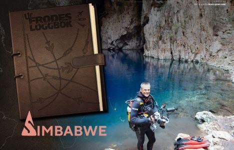Ur Frodes Loggbok – Zimbabwe