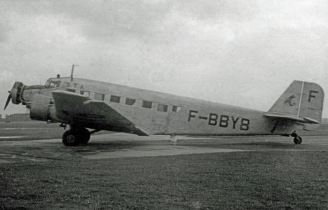 Flygplan av samma typ som hittats i den norska sjön