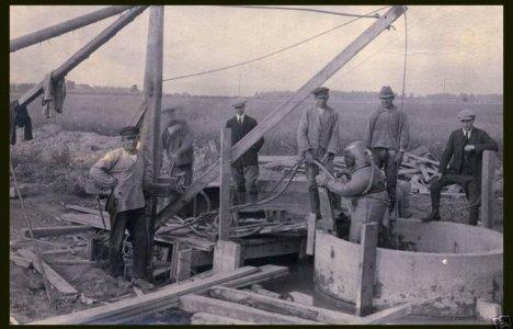 Carlsson i brunn Foto: Svensk dykerihistorisk förening