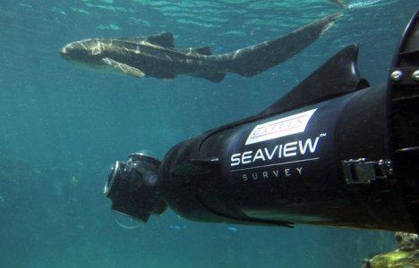 Den speciella 360-graderskameran. Foto: Catlin Seaview Survey