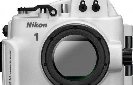 Undervattenshus till Nikon1 J2.
