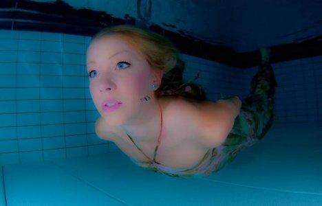 Prinsessa. Modell Anna Gustafsson Foto: Klas Malmberg