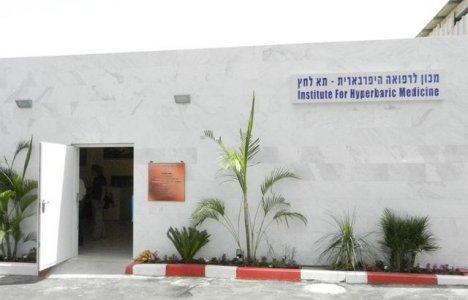 Tryckkammaren i Eilat Foto: Israeliska Statens Turistbyrå
