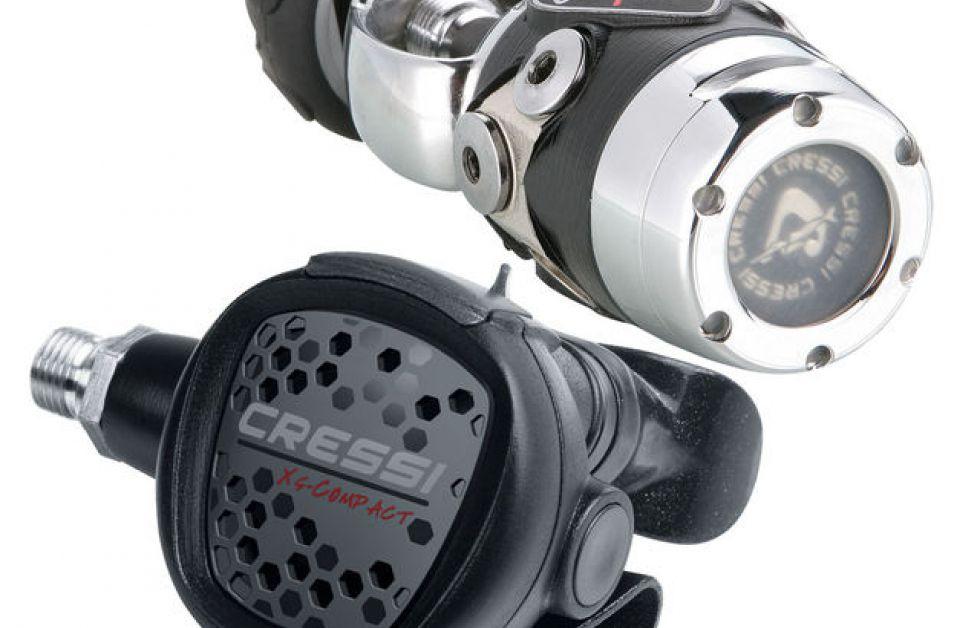 Cressi XS Compact/MC9