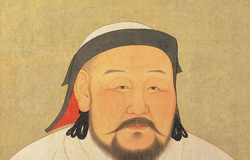 Kublai Khan Bild: Wikipedia