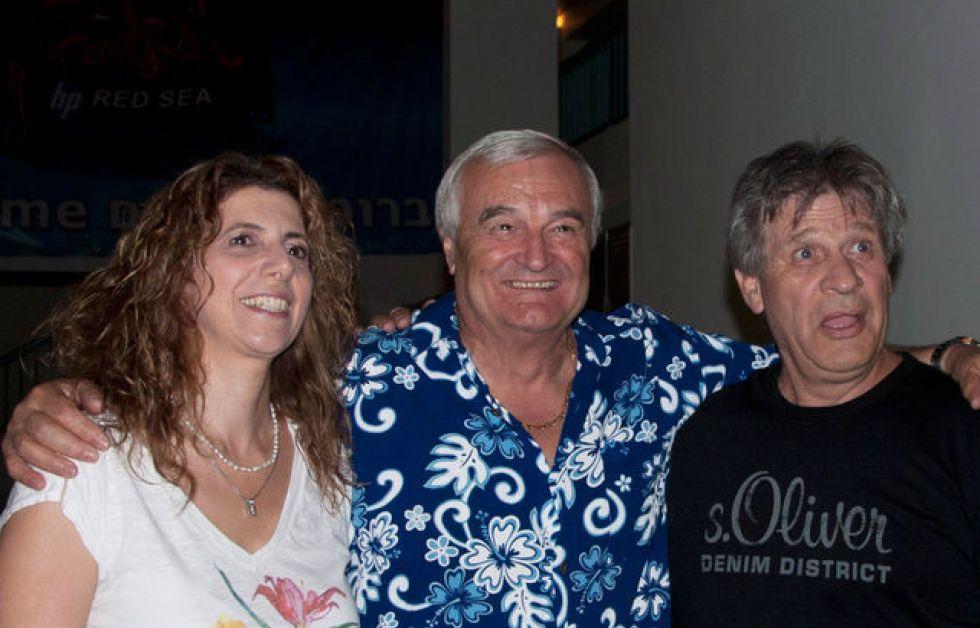 50 år av dykning i Israel