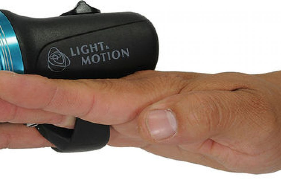 Light & Motion Sola T-handle Grip