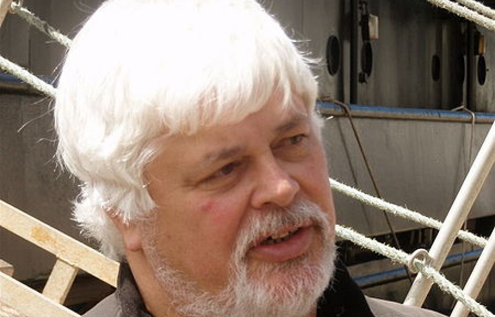 Captain Paul Watson Foto: Wikipedia