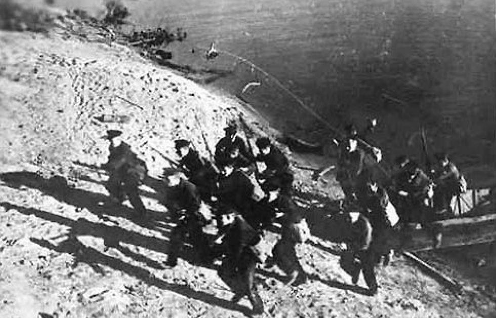 Flottan i Stalingrad Foto: Wikipedia
