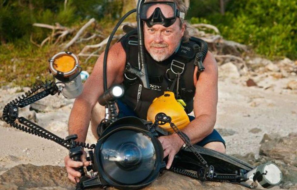 Wes Skiles omkom i dykolycka
