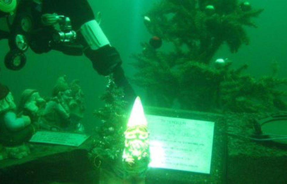 Tomtarna är tillbaka Foto: BBC News