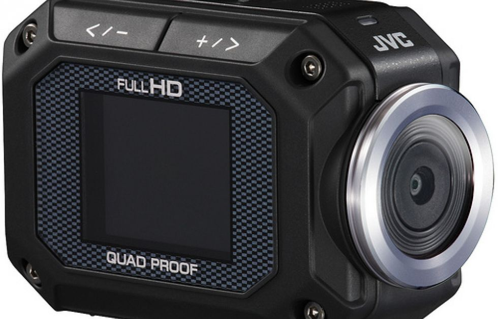 JVC Adixxion Full-HD Action Camera