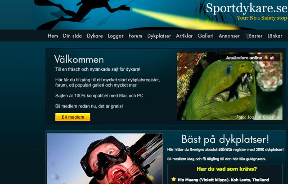 Sportdykare.se