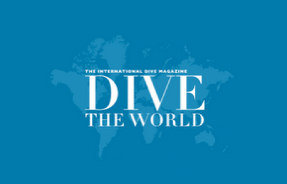 DIVE THE WORLD - the app