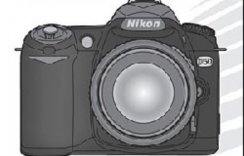 Nikon D50 på gång?