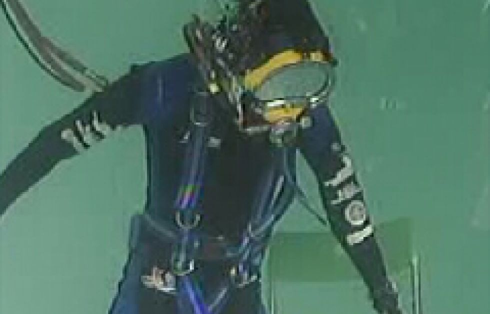 Världens längsta dyk