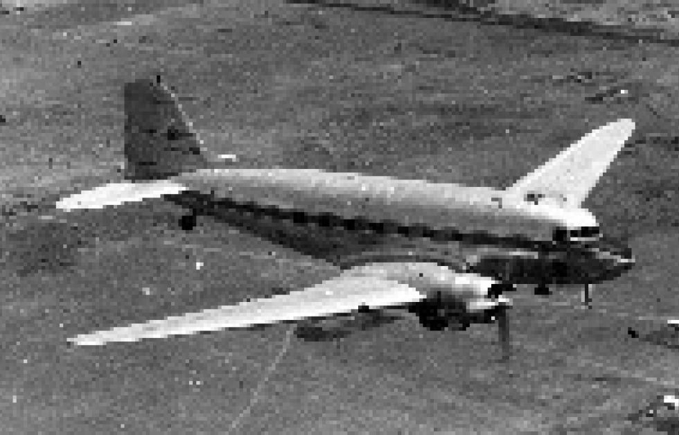 Seminarium om DC-3:an och kalla kriget