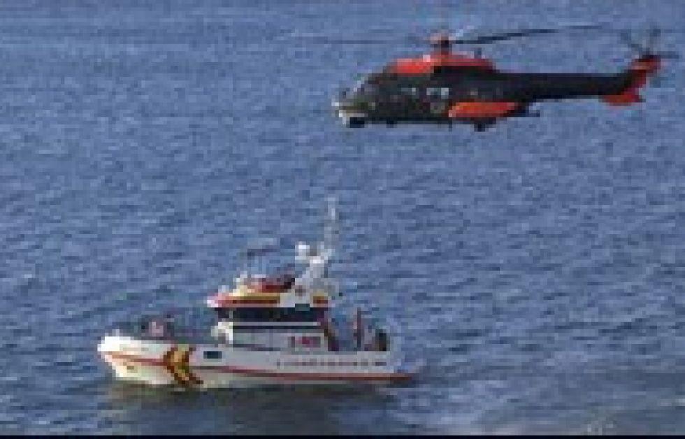 Räddningshelikoptrarna kvar