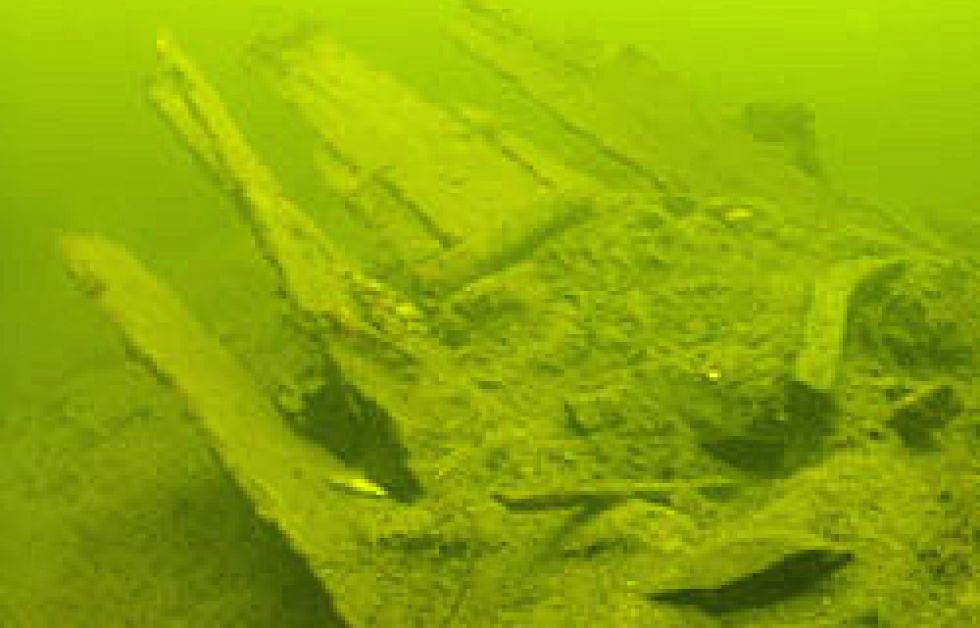 Medeltida vrakfynd i Riddarfjärden
