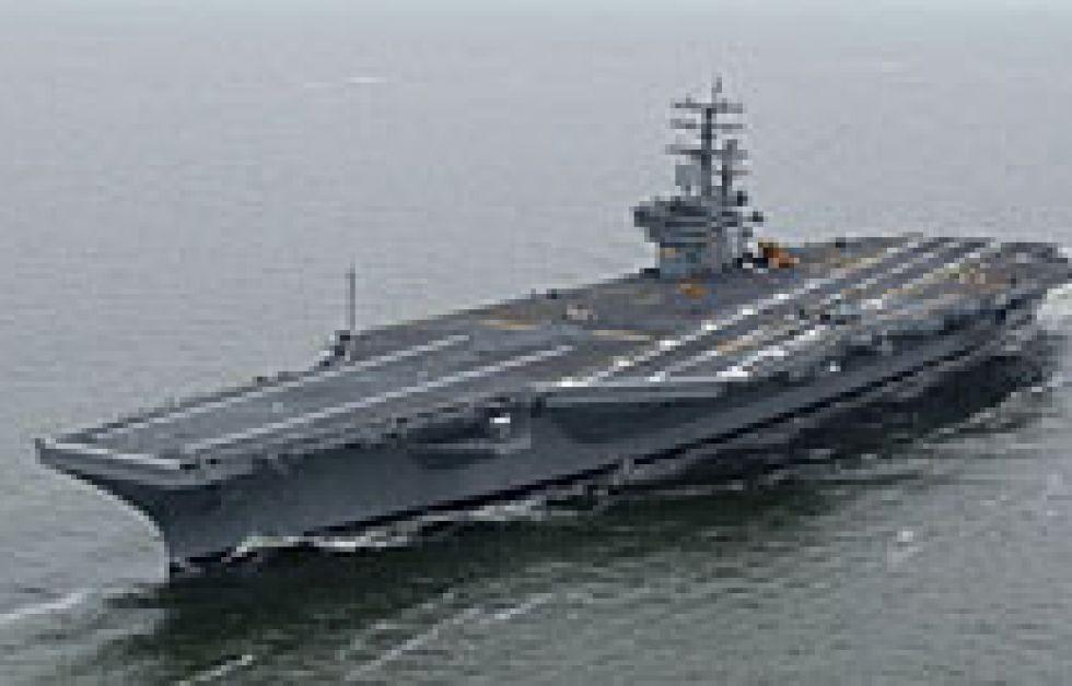 Maneter slår ut krigsfartyg