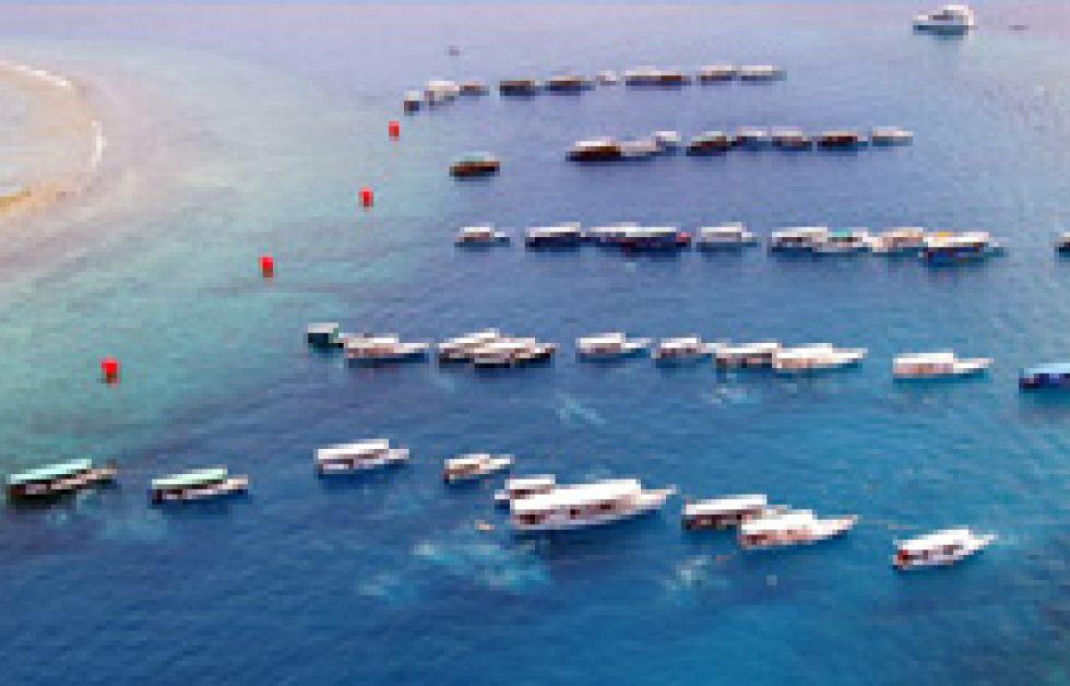 Världsrekord på Maldiverna