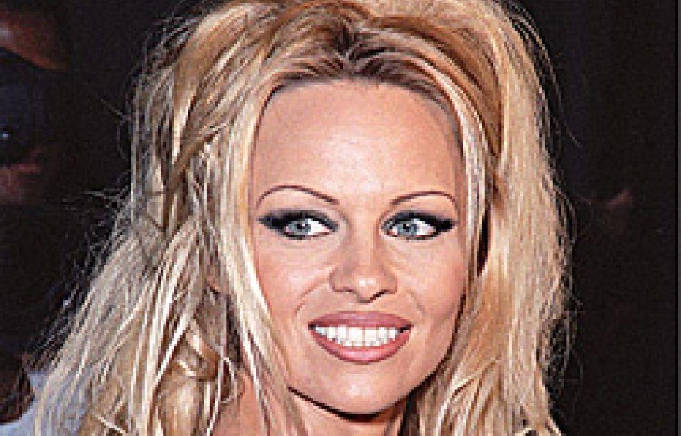 Pamela Anderson vill rädda sälarna
