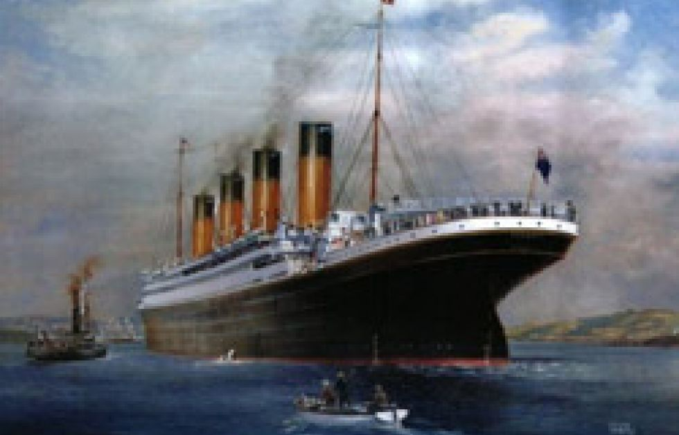 Ny teori kring Titanic