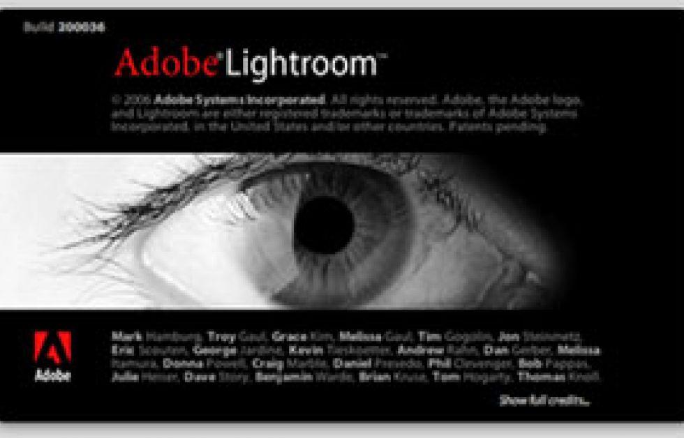 Adobe släpper Lightroom 1.0