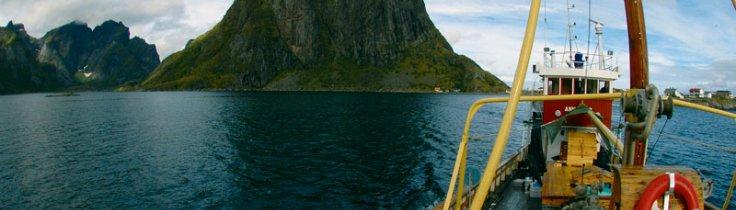 Norsk dyksafari – djupa vrakdyk vid Lofoten