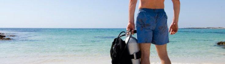 Dykning och hälsa  – är du fit for fight?