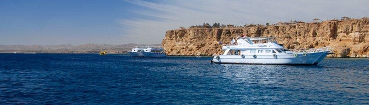 CDWS presenterar: Röda havet från norr till söder – Sharm el Sheikh