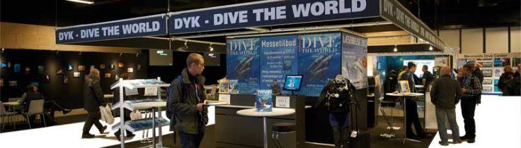 Copenhagen Diveshow – 2012